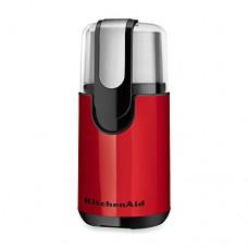 KitchenAid 4 oz. Blade Coffee Grinder in Red